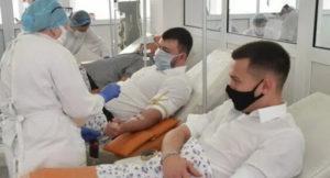 Новосибирский центр крови тестирует на коронавирус