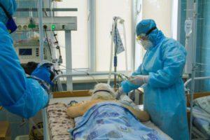 В Новосибирске организуют ещё один госпиталь для коронавирусных пациентов