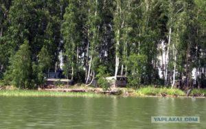 Власти отсудили остров в Обском море