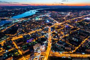 Новосибирск назвали одним из самых криминализированных городов