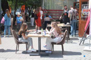 В Новосибирске открылось больше всего летних веранд