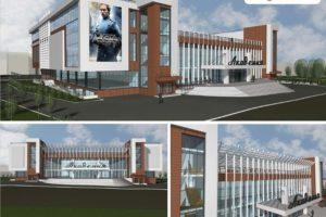 В Новосибирске обсуждают судьбу ДК «Академия»