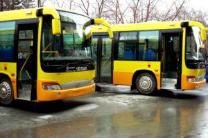 Сорок новых автобусов закупит Новосибирск по нацпрограмме «БКАД»