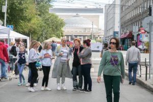 Новосибирск получит свой Арбат