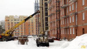 В НСО направят миллиард на завершение проблемных жилых домов