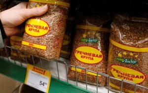 В Новосибирске подскочили цены на гречку