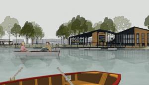 В Первомайском районе Новосибирска планируют благоустроить берег озера