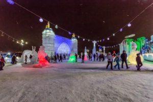 В Новосибирске отказываются от массовых новогодних гуляний