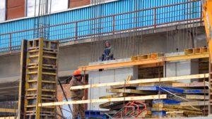 Новой этап строительства «Спортивной» стартовал в Новосибирске