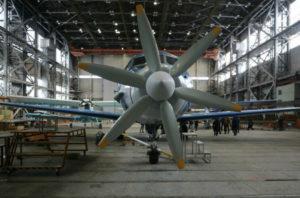 В Новосибирске испытывают новейший самолётный двигатель