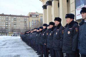Прокуратура выявила нарушения при размещении гособоронзаказа полиции НСО
