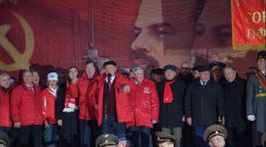 Локоть переизбран в президиум ЦК КПРФ