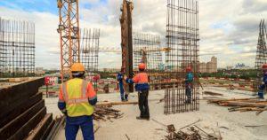 Закончилось строительство домов на улице Тульской