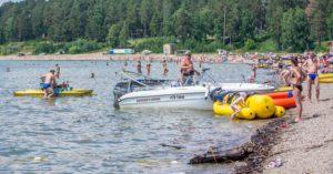 В НСО скоро откроются 22 пляжа