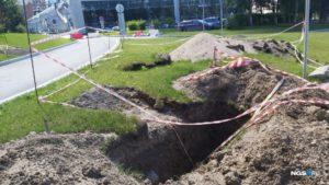 Дорогу возле ЖК «Флотилия» строить не будут