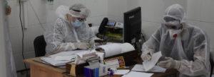 В стационарных отделениях Новосибирска – дефицит кислорода