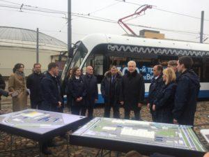 Поддержанные московские трамваи будут обслуживать новосибирцев