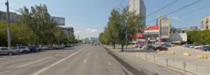 Вокзальная магистраль в Новосибирске будет благоустроена
