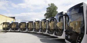 Новосибирск закупит 150 новых автобусов