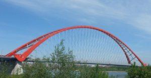 Эксперты назвали Бугринский мост недостаточно загруженным